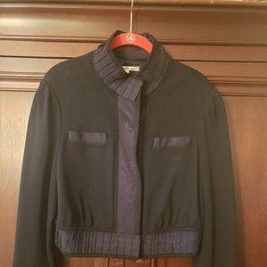 Diane Von Furstenberg Bomber Style Jacket